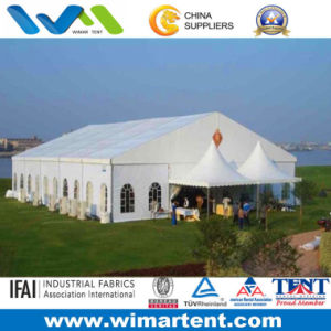 20X25m Reception Party Tent with Pagoda Entrance pictures & photos