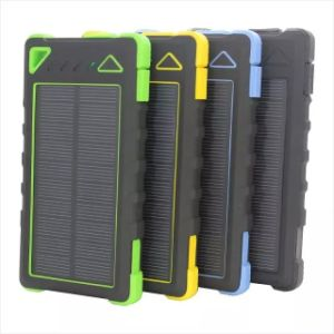 Solar Mobile Phone Power Bank Charger in Best Quality pictures & photos