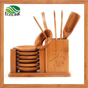 Bamboo Tea Tool Tea Set pictures & photos