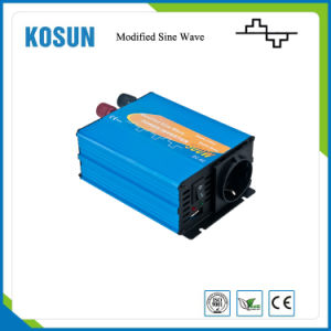300W Modified Sine Wave Inverter 24VDC to 120VAC pictures & photos