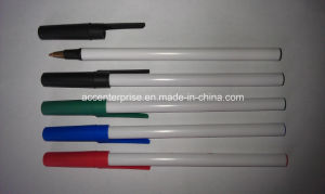 Plastic Stick Ball Pen pictures & photos