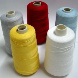 Polyester Sewing Thread 40/2 5000yards pictures & photos