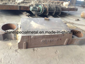 Steel Walking RAM Castings for Ceramic Press Machine