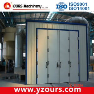 Hot Sale-Electrostatic Powder Coating Machine for Steel Structure pictures & photos