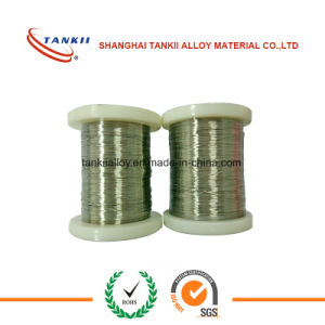 Soft Magnetic Alloys Wire 1J46 / FeNi 46 pictures & photos