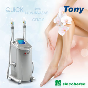 Effective Skin Rejuvenation Hair Removal IPL Beauty Machine Two Heads Smq-Nyc pictures & photos
