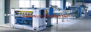 Nc Rotary Cut-off Machine for Cross Cutting to Sheet pictures & photos