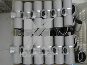 High Precise Casting/ Lost Wax Casting Pipe Fittings pictures & photos