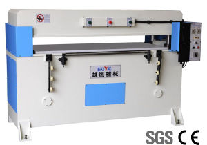 Xyj-3/30 Precision Four Column Hydraulic Plane Fabric Cutting Machine/Automatic Die Cutting Machine pictures & photos