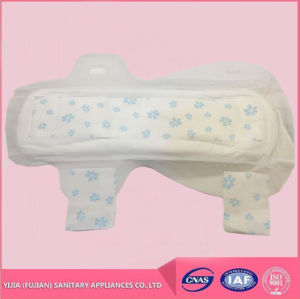 Lady Sanitary Pad Soft Cotton Topsheet pictures & photos