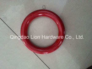 Rigging Hardware Red Color G80 Alloy Steel Drop Forged Chain Master Link pictures & photos