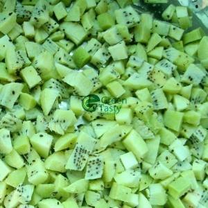 IQF Fresh Kiwi Dices / Halves / Slices