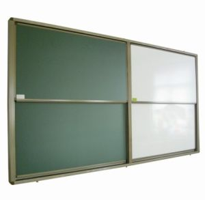 White Board, Green Board, Sliding Board, up-Down Sliding Board, Chalk Board, Mark Board pictures & photos