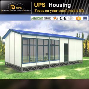 Ce Certificated Well Finished Four Bedroom Container Prefab House pictures & photos