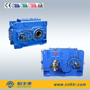 Hh Series Helical Gear Box with 1-4 Reduction for Shredders pictures & photos