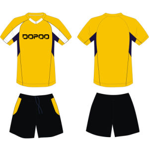 Custom Design Sublimated Pre Match Soccer Training Wear for Players pictures & photos
