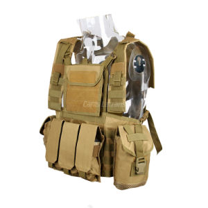 Tactical Vest Operator Body Armor Plate Carrier Tactical Vest pictures & photos