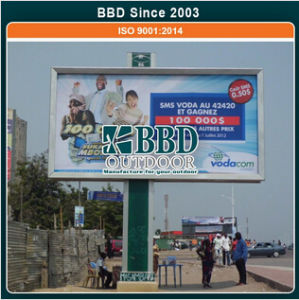 High Quality Outdoor Scrolling Advertising Light Box