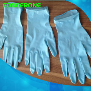 Disposable Medical Surgical Gloves/Latex Gloves Dust-Free Anti-Static 230-240mm pictures & photos