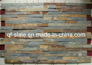 High Quality Rusty/Multicolor Cultural Slate/Stacked/Ledger Stone