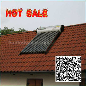 Suntask Pressurized Solar Water Heater Sth pictures & photos