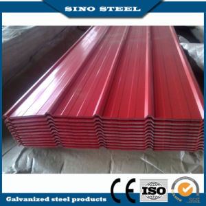 Dx51d 800mm PPGI Corrugated Roofing Steel Sheets pictures & photos
