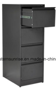 Steel Office Four Drawer Filing Cabinet pictures & photos