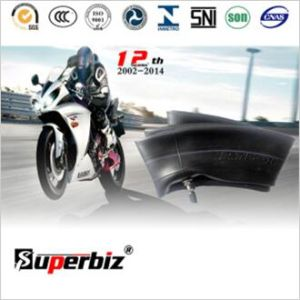Soft and Elastic Natural Motorcycle Tube Tire (2.75-17) pictures & photos