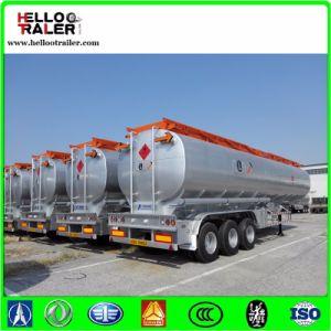 Tri Axle 42000L Diesel Oil Petrol Fuel Tank pictures & photos