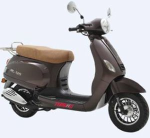 50cc New Petrol EEC Scooter Motorbikes Ebikes (HD50QT-12) pictures & photos