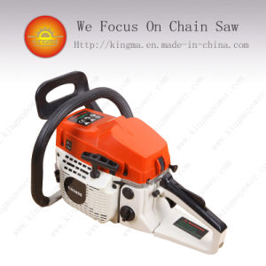 "CS5800 Gasoline Chain Saw with 22"" Guide Bar and Chain pictures & photos"