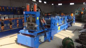Dixin Hot Sale Adjustable C Type Purlin Forming Machinery Made in China pictures & photos