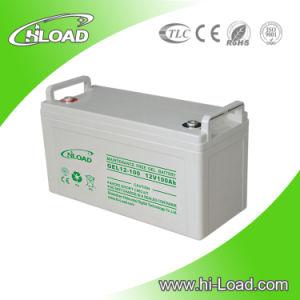 Hi-Load Customized 12V 70ah Solar Gel Battery pictures & photos