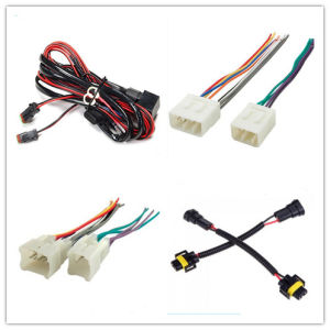 China Factory Custom Automobile Car Wire Harness pictures & photos