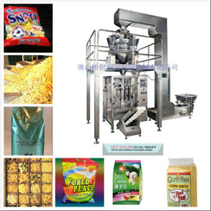 Full Automatic Packaging Machine Combined with Weigher (CB-5240 with Multi Weighter Series))