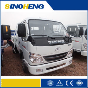 China Small Light Duty Lorry Cargo Truck for Sale pictures & photos