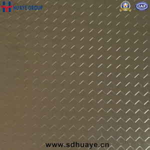 Building Materials Metal Decorative Coppper Plated Stainless Steel Checker Sheet for Project pictures & photos