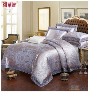 Jacquard Bedding Sets for Home Use pictures & photos