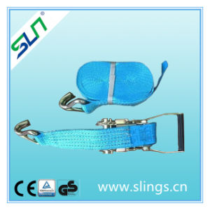 Sln RS25 Ratchet Strap with Hooks Ce GS pictures & photos