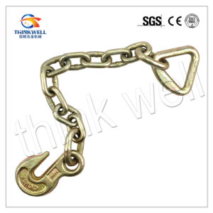 Hot Selling Standard Transport Chain /Tow Chain/Binding Chain/Triangle Ring pictures & photos