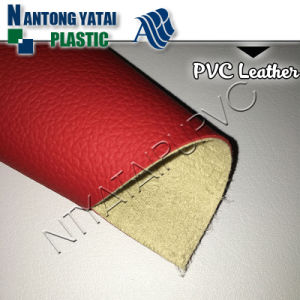 Cheap PVC Leather for Sofa, Car Seat, Upholstery, Decoration