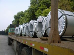 Dx51d Z80g 0.5mm Thickness Hot Dipped Galvanized Steel Coil pictures & photos