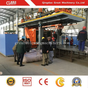 2000L-5 Layers Large Plastic Blow Molding Machine/Blowing Moulding Machiery pictures & photos
