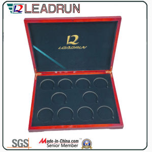 Badge Collection Case Medal Gift Souvenir Commemorative Coin Box EVA Insert Pack Box (D10)