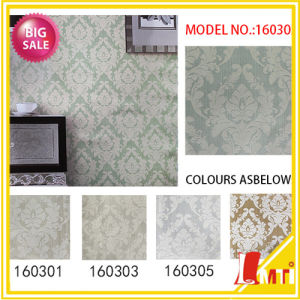 Precise Printing and Foaming Technics Non-Woven Wallpapers pictures & photos