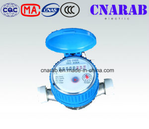 Single-Jet Dry Type Vane Whee Cold Water Meter pictures & photos