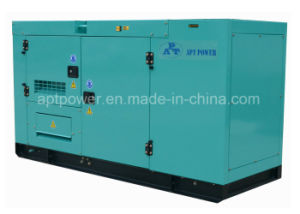 65kVA Soundproof Diesel Generator, Supply Output Range 10kVA - 2250kVA pictures & photos