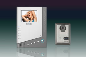 Color Video Door Phone Model for Villa (B02E02)