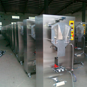 Automatic Mineral Water Pouch Filling Machine pictures & photos