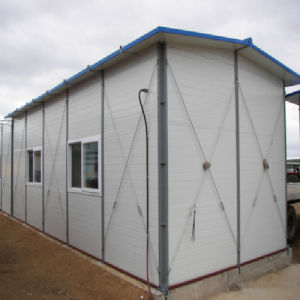 Prefab Homes for Camp Accommodation pictures & photos